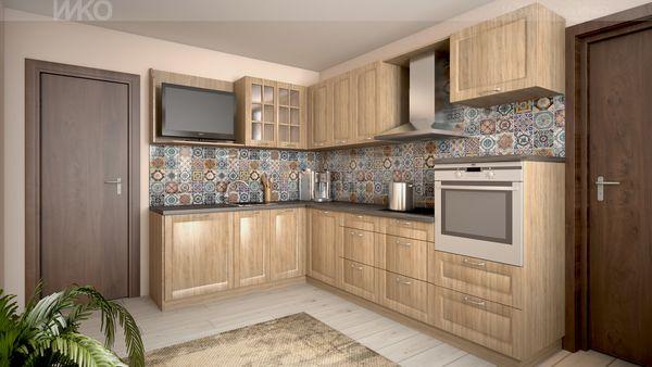 Висококачествени мебели по поръчка на кухня на мечтите