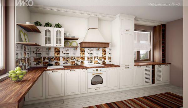 Проектиране и изработване на мебели по поръчка на кухня на мечтите