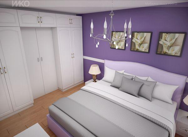 Мебели за спалня красиви идеи